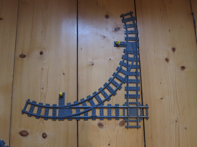 Improving Lego Rc Train Switches